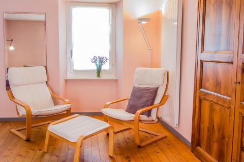 casavanni Zimmer Pink